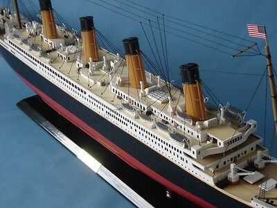 """RMS Olympic Limited Model Cruise Ship 40"""""""