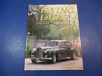 The Flying Lady Rolls-Royce, Magazine May/June 2000, 1958 Silver Cloud, Gaskill