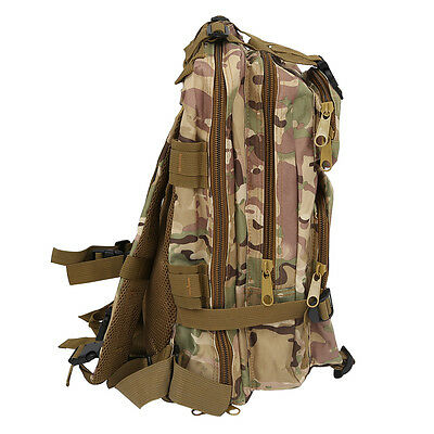 30L Outdoor Sport Military Tactical Backpack Rucksacks Camping Hiking Trekking