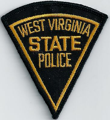 West Virginia State Police - Shoulder - Iron On Patch
