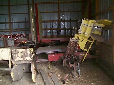 Bale Wagon New Holland 1034