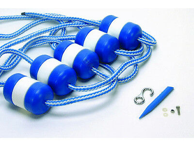 21' Swimming Pool Safety Rope & 5 Float Kit For Pools up to 20' wide - Poolstyle