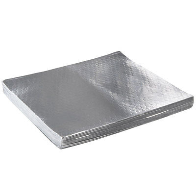 "(1000-Pack) 14"" x 16"" Insulated Foil Sandwich Wrap Sheets"