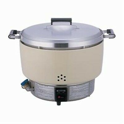 Rinnai Natural Gas Commercial Rice Cooker 55 Cups N