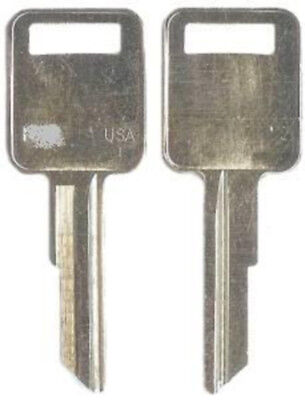 (2) Weather Guard Knaack Tool Box Keys Cut to Your Codes K001-K100