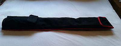 Quality Escrima, Arnis, Kali, Bokken, Sword, Knife weapons carry case bag canvas