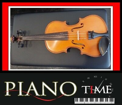 Gliga III Violin Outfit | 3/4 Size | Dark Antique | w/Violino strings