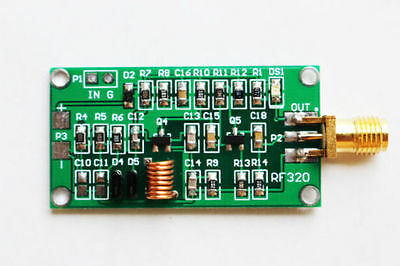 80 ~ 120MHz VCO RF Signal Source Voltage Controlled Oscillator Signal Generator