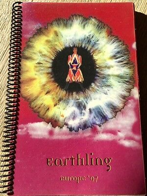 David Bowie Tour Itinerary Earthling Tour 1997