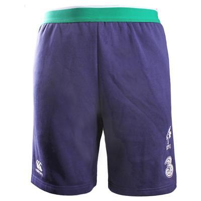 Ireland Rugby Players Off Field Kids Fleece Shorts