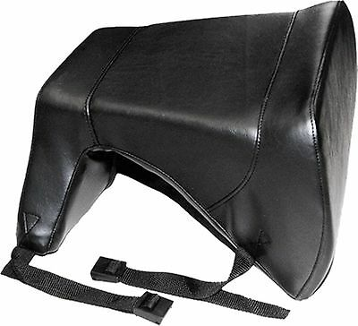 Snowmobile Passenger Easy Mount Rumble Seat Covers the Hump for 2-Up Riding NEW