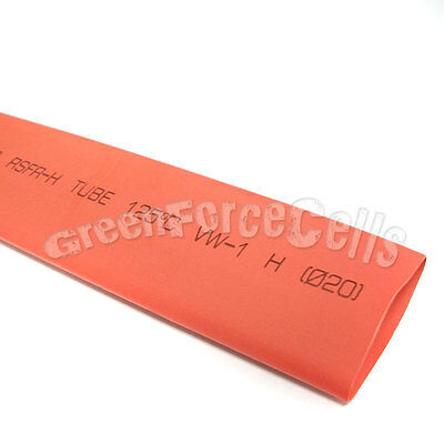1m 20mm Rouge Tube Gaines Tube Refroidissement 1000mm