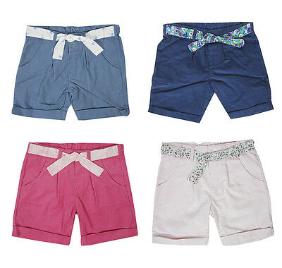 Girls Bnwot Fine Cord Shorts Pink Or Light Blue Ages 2-3 & 4- 5 Years Only Left
