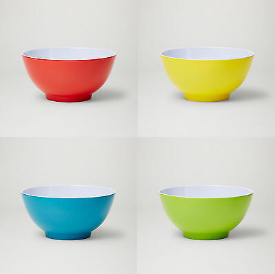 Barel Classic Melamine Bowl 15cm In 21 Colours - Soup, Cereal, Rice & Breakfast!