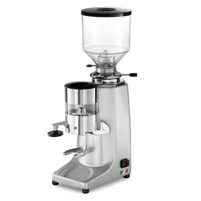 Brand New Quamar  Q13/75 MAN Commercial Coffee Expresso Grinder