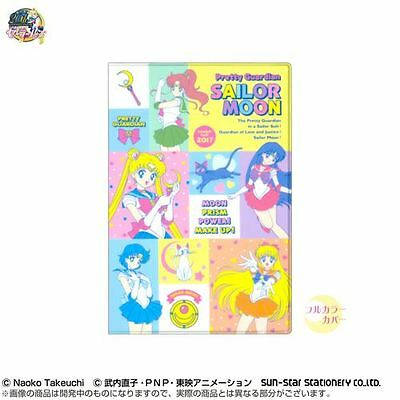 Pre order Sailor Moon 2017 Weekly Monthly Planner Schedule Book Soldiers