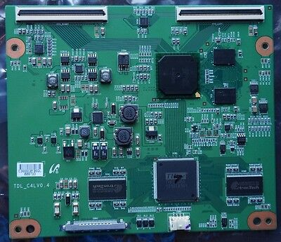 Sony 1-857-817-11 (TDL-C4LV0.4) T-Con Board for KDL-40EX710