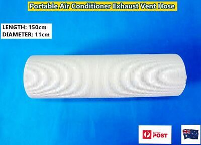Portable air conditioner Spare parts Exhaust pipe vent hose only (150cm x 11cm)