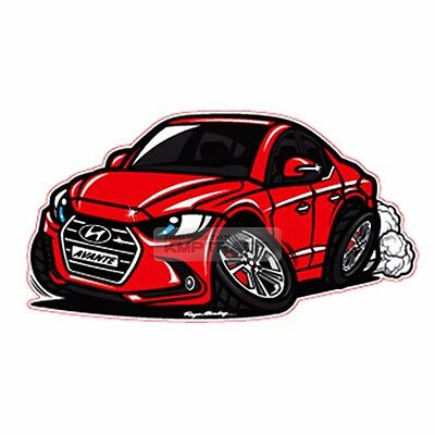 Graphic Decal Character Stickers 8 X 16inch 6Pin 1Sheet for NISSAN 2011-14 Cube