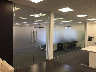 10mm Toughened Glass Office PartitioningAffordable -Easy to install Glass Panels