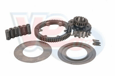 Vespa Malossi HTQ Gear Kit 63-24 - 2.62 to 1 Fits w/ Late 8 Spring Clutch Only