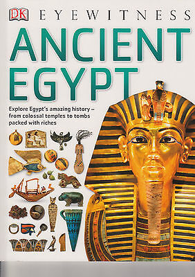 Eyewitness Ancient Egypt by DK (Paperback, 2014)