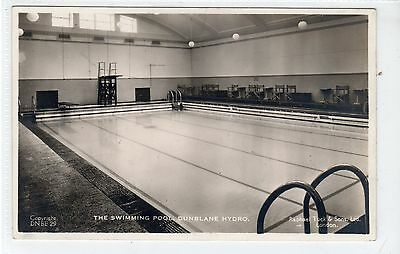 Postcard perthshire dunblane hydro hotel picclick uk - Hotels in perthshire with swimming pool ...