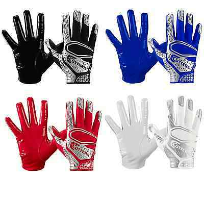 Cutters s251 Rev 2.0 Football Gloves Youth (PAIR)