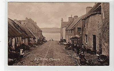 BIG VENNEL, CROMARTY: Ross-shire postcard (C20009)