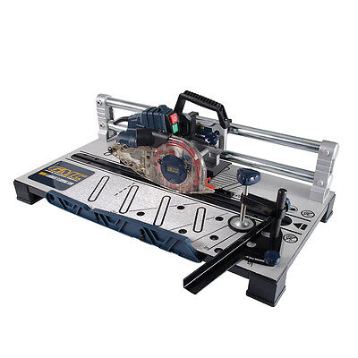 GMC MS018 860w Portable Wood Flooring Saw 127mm 240v Laminate