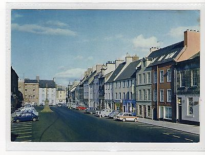 HIGH STREET, HADDINGTON: East Lothian postcard (C19738)