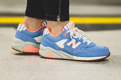 new product 5d357 62009 Womens New Balance Nb 580 Seaside Wrt580Rb Blue Casual Running Shoes Sz  5.5-8.5