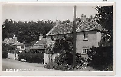 THE REST, HOUNDWOOD, RESTON: Berwickshire postcard (C4795).