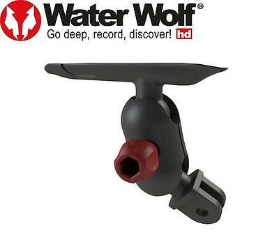 WaterWolf UW Universal Filming Mount Kit - Adapter für Stative & Banksticks