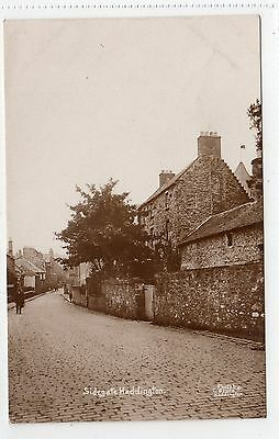 SIDEGATE, HADDINGTON: East Lothian postcard (C3595).