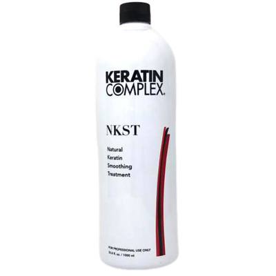 Keratin Complex Natural Keratin Smoothing Therapy Treatment 33.8 oz