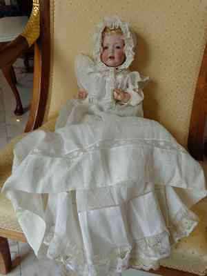 Antike Puppe Porzellankopfpuppe schöne Kestner Hilda JDK adorable antique doll