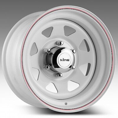 King White Terra 17X8 - 17 Inch 6/114.3 18P 4Wd Trailers -