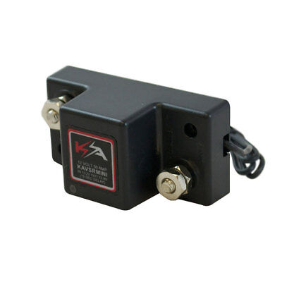 KickAss 12V 50A Mini VSR For Dual Battery System Voltage Sensitive Relay 4x4 4WD