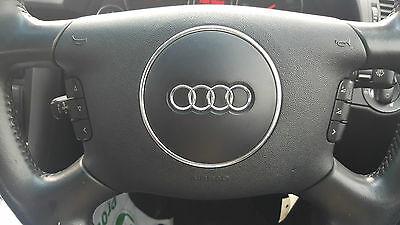 Audi A4 B6 01 02 03 04 05 Driver Air Bag Without Steering Wheel