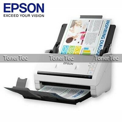 Epson WorkForce DS-560 Wireless Colour Document Scanner 26PPM [P/N:B11B221501]