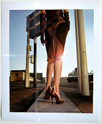 Color Foto Print, CHRISTOPHER MICAUD 2003, signiert