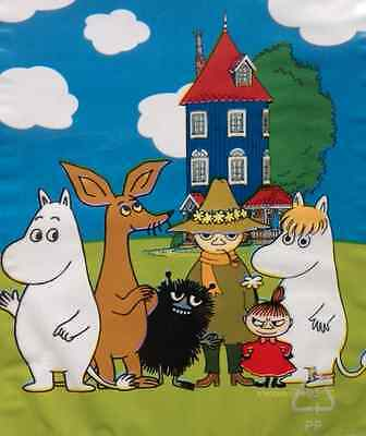 Moomin plastic gift bags, set of 6 !, birthday party  from Finland