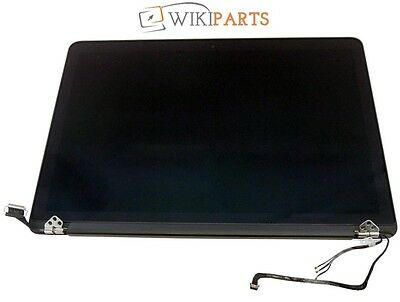 """Apple Macbook Pro A1502 13"""" Full LCD Screen Retina Display Assembly Late 2013"""