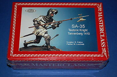 Soldiers SA-35 - Teutonic Knight Tannenberg 1410 scala 54mm