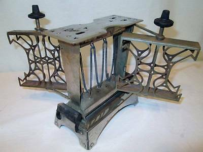 Antique Vintage Toaster Star Rite Reversible Fitzgerald Mfg 1920s Works No Cord