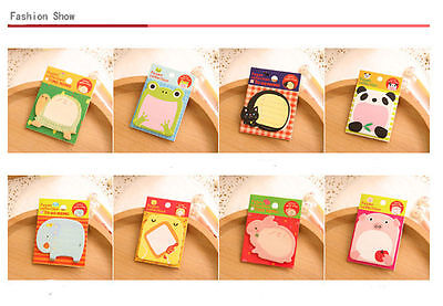 4PCS post it tabs sticky notes memo sticky flags bookmark portable
