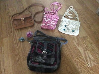 Job Lot of Girls Shoulder Bags
