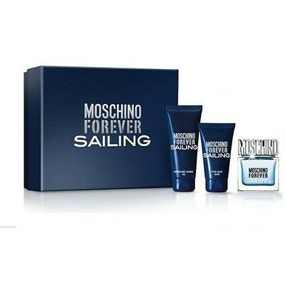 Moschino Sailing Mini Gift Set for Men - BRAND NEW IN BOX