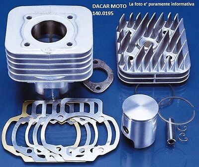 140.0195 Kit Cilindro D.40,2 Evolution Polini  Piaggio Zip 50 Air